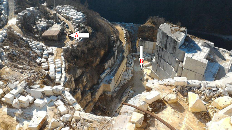 intallation of signal booster in quarry 1